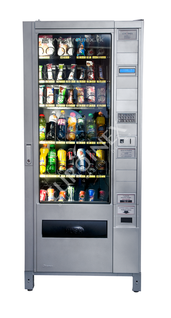 Predajný automat Rheavendors Eta Eco