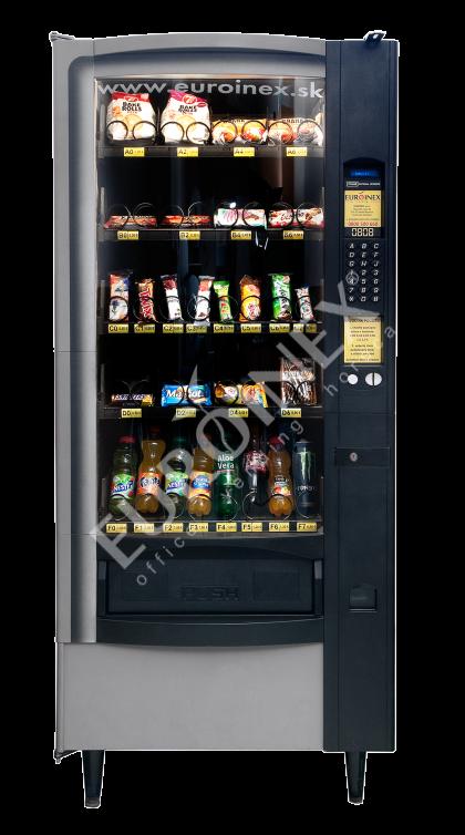 Predajný automat Crane Milenium