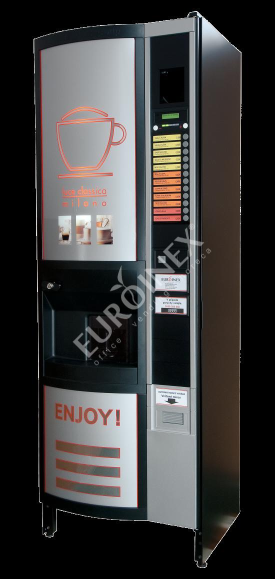 Nápojový  automat Sagoma Luce Instant/Espresso