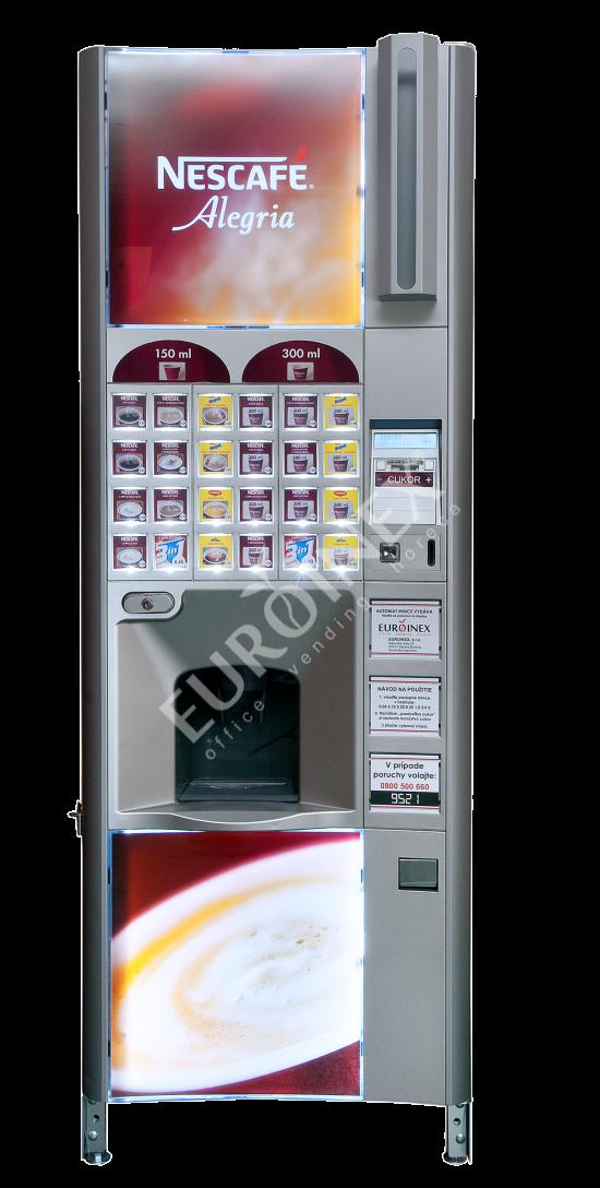 Nápojový automat Luce X2 Instant / Espresso