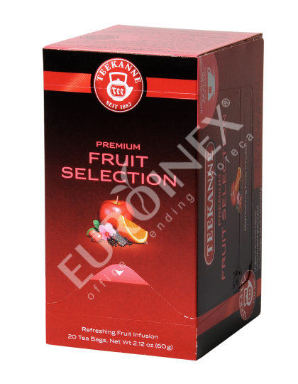 Čaj Teekanne Fruit Selection