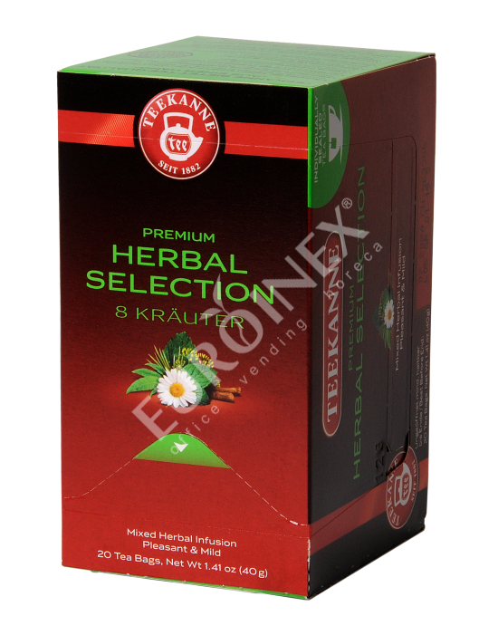 Čaj Teekanne Herbal selection