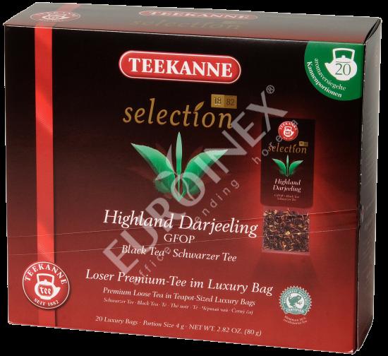 Čaj Teekanne Darjeeling