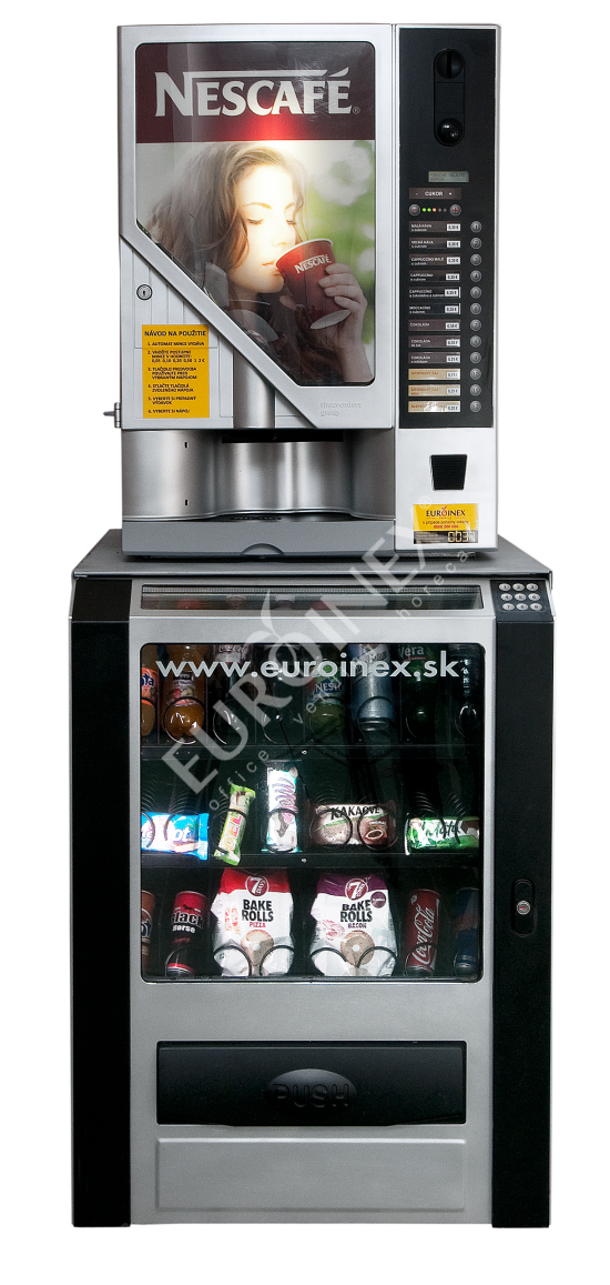 Rheavendors XL 300+automat Damian piccola