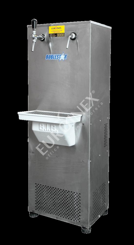 Bublestar 200 - výrobník sódy a chladenej vody.