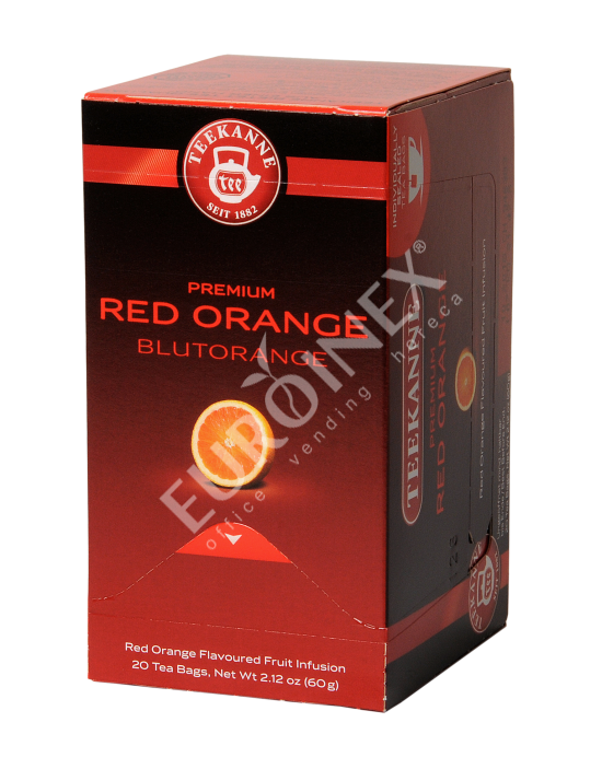 Čaj Teekanne Red Orange