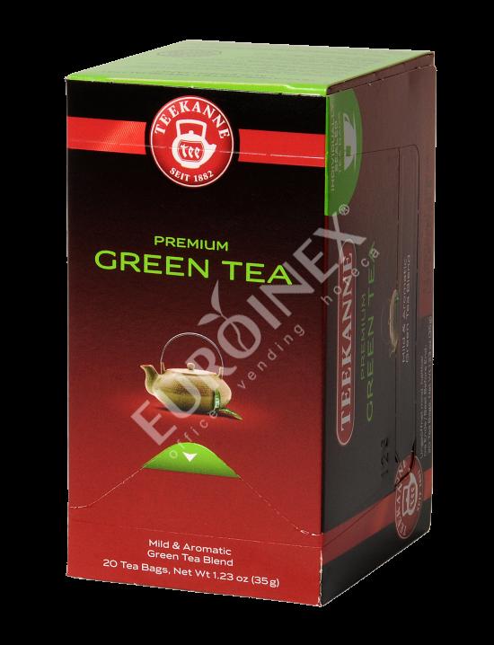 Čaj Teekanne Green Tea