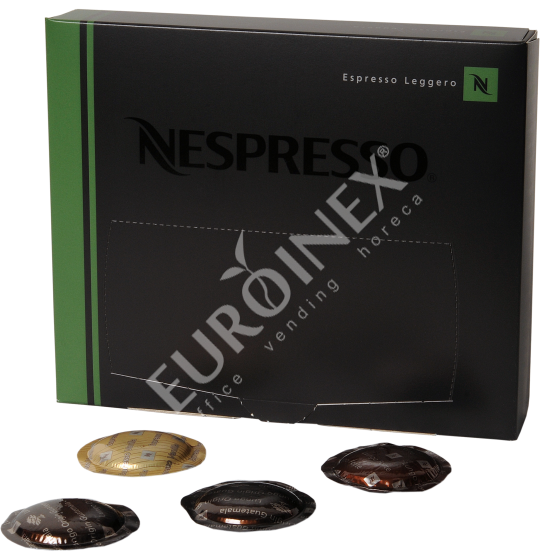 Nespresso - Espresso Leggero