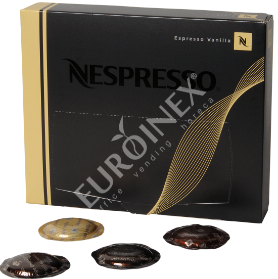 Nespresso - Espresso Vanilla