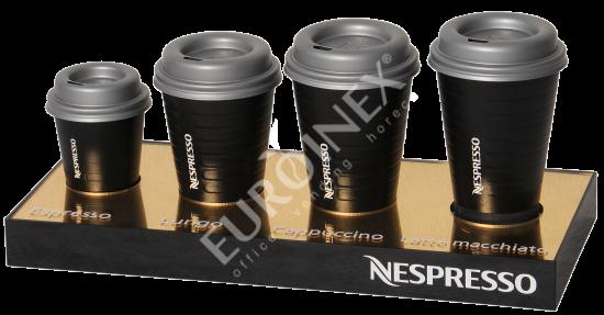 Nespresso - papierový kelímok