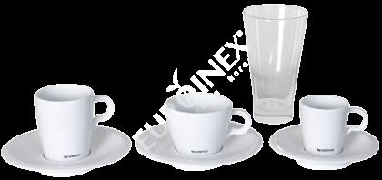 Nespresso - porcelán