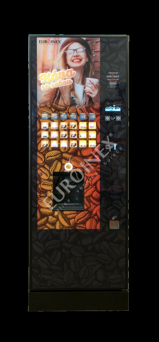 Nápojový automat Rheavendors Luce Zero 2 Instant/ Espresso