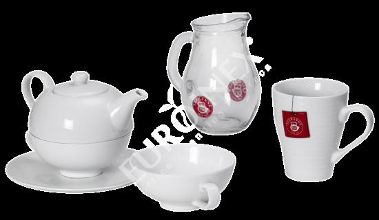 Teekanne - čajový set
