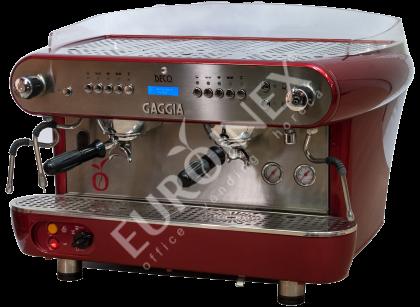 Tradičný  pákový kávovar Gaggia Deco