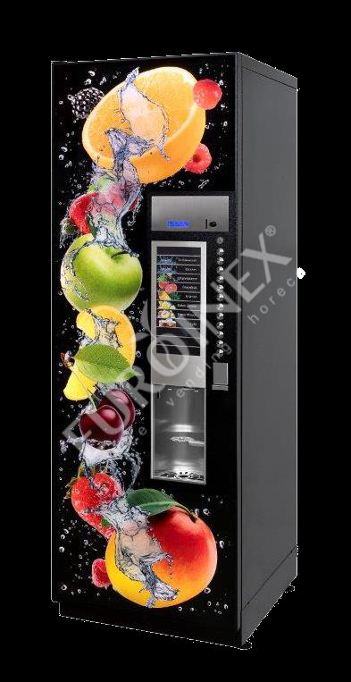Nápojový  automat na  chladené  nápoje  V - MAX II
